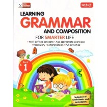 MTG Learning Grammar and Composition For Smarter Life Class 1