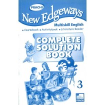Prachi New Edgeways Complete Solution Book Class 3