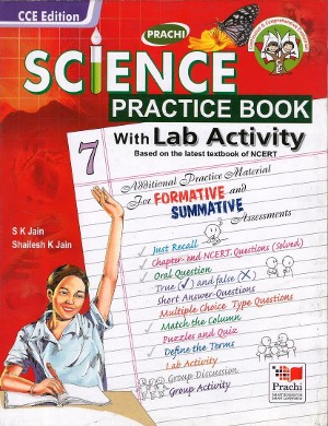 Science Practice Book With Lab Activity For Class 7