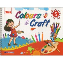 Viva Colours And Craft For Class 5