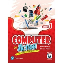 Pearson Computer in Action Class 1 Book
