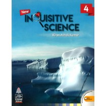 New Inquisitive Science For Class 4