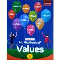 Ratna Sagar My Big Book of Values Class 3