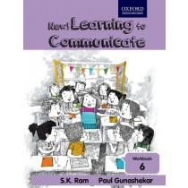 Oxford New Learning To Communicate Workbook Class 6