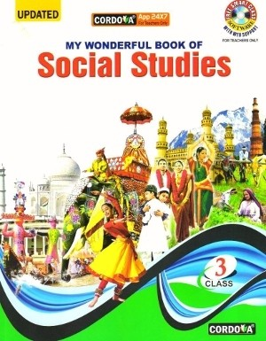 Cordova My Wonderful Book of Social Studies Class 3