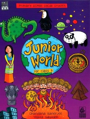 Junior World Primary School Social Studies For Class 3