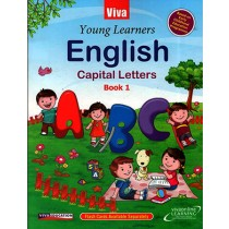 Viva Young Learner English Capital Letter Book 1