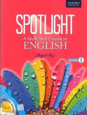 Oxford Spotlight English (Course Book) For Class 1