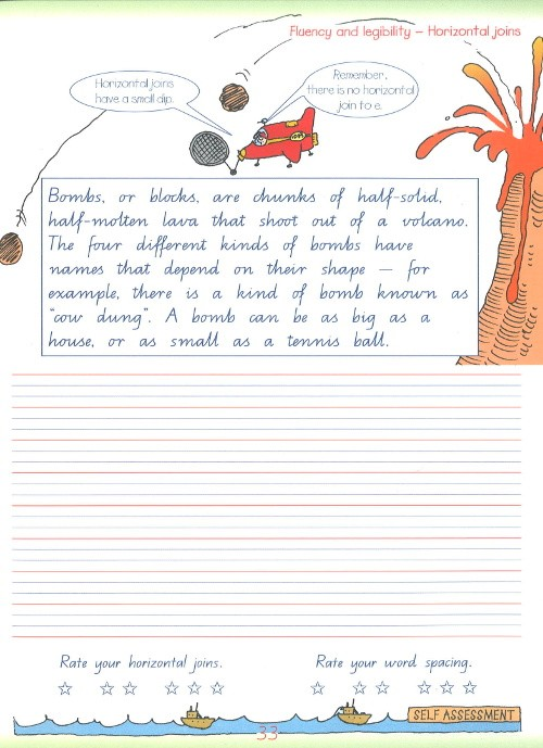 Viva Targeting Handwriting For Class 4