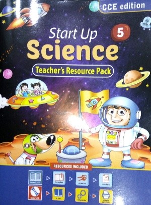 Start Up Science 5 Solution Book