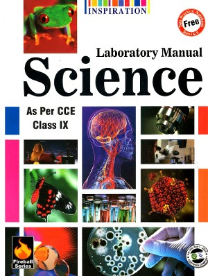 Laboratory Manual Science For Class 9 (With CD & Free Two Practical Notebook)
