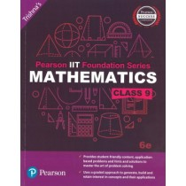 Pearson IIT Foundation Series Mathematics Class 9