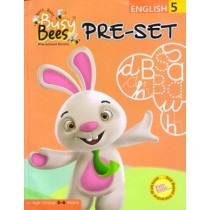 Acevision Busy Bees Pre-Set English Book 5