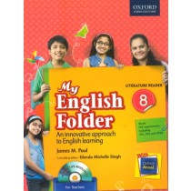 Oxford My English Folder Literature Reader Class 8