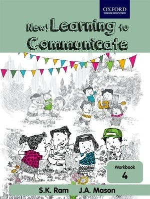 Oxford New Learning To Communicate Workbook Class 4