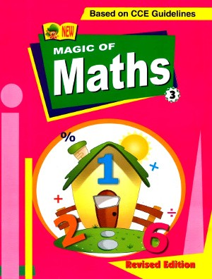 Magic Of Maths For Class 3