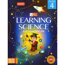 MTG Learning Science For Smarter Life Class 4