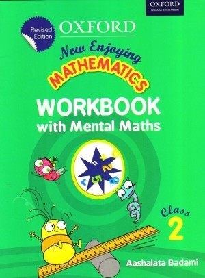 Oxford New Enjoying Mathematics Workbook Class 2