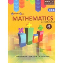 Concept First Mathematics For Middle School Class 6