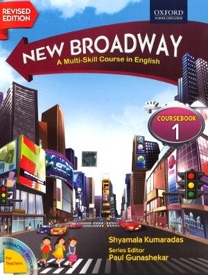 Oxford New Broadway English Coursebook For Class 1