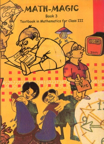 NCERT Math Magic Class 3