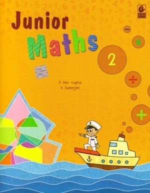 Bharati Bhawan Junior Maths For Class 2