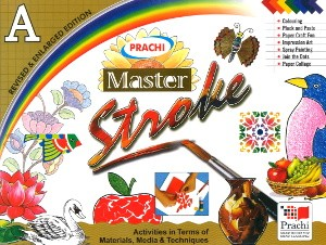 Prachi Master Stroke A For Nursery Class