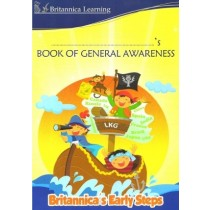 Britannica Early Steps Book of General Awareness For LKG Class