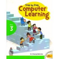 S chand Step By Step Computer Learning Class 3