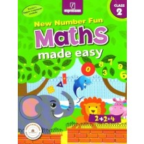 New Number Fun Maths Made Easy Class 2