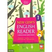 Ratna Sagar New Gem's English Reader Class 1