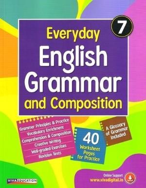 Viva Everyday English Grammar and Composition 7