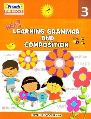 Frank New Learning Grammar and Composition Class 3
