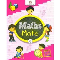 Madhubun Maths Mate for class 5