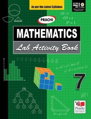 Prachi Mathematics Lab Activity Book For Class 7