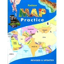 Radison Map Practice For Class 6