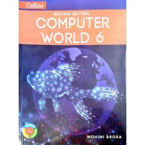 Collins Computer World Class 6