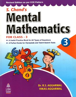 S.chand's Mental Mathematics For Class 3