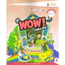 Eupheus Learning Wow English Coursebook For Class 8