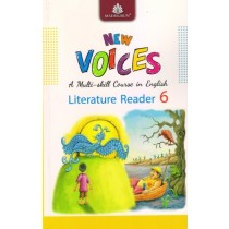 Madhubun New Voices English Literature Reader Class 6