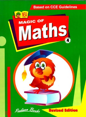 Magic Of Maths For Class 4