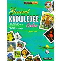 Cordova General Knowledge Online Book 6
