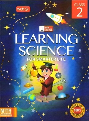 MTG Learning Science For Smarter Life Class 2