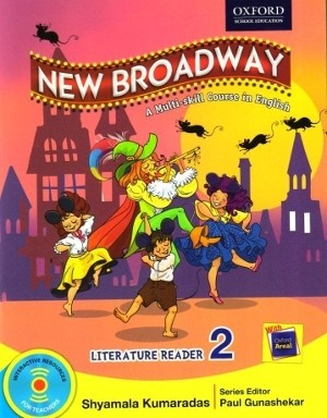 Oxford New Broadway English Literature Reader Book 2