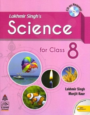 Lakhmir Singh's Science For Class 8