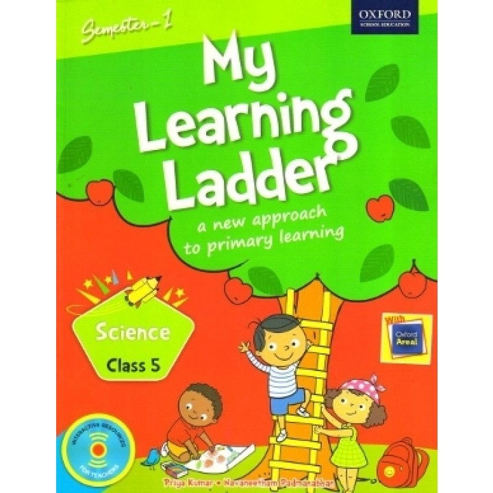 Oxford My Learning Ladder Science Class 5 (Semester 1 & 2)