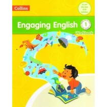Collins Engaging English Workbook Class 1