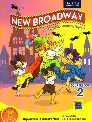 Oxford New Broadway English Coursebook 2 New Edition