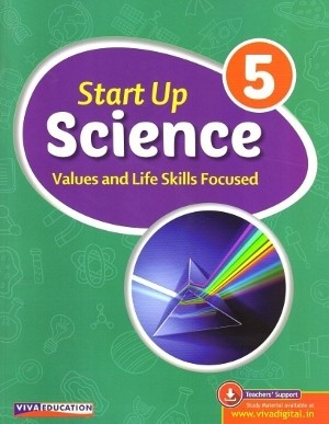 Viva Start Up Science For Class 5