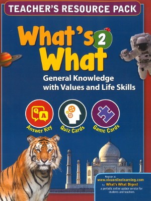 Viva What's What General Knowledge Class 2 Solutions